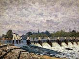 Weir Morning