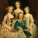 Sir Edward Walpoles Children