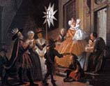 Singing Round the Star on Twelfth Night