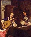 Lute Playing