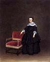 Margaretha van Haexbergen, Wife of Jan van Duren