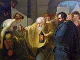 Diogenes Seeks a True Man