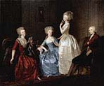 The Countess of Saltykowa and her Family
