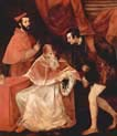 paul three with cardinal alessandro farnese and duke ottavio farnese