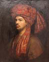 self portrait with turban