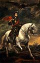 Charles the Fifth on Horseback
