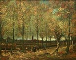 Avenue with Poplars Near Nuenen
