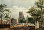 hackney church