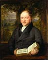 portrait of john varley by john linnell