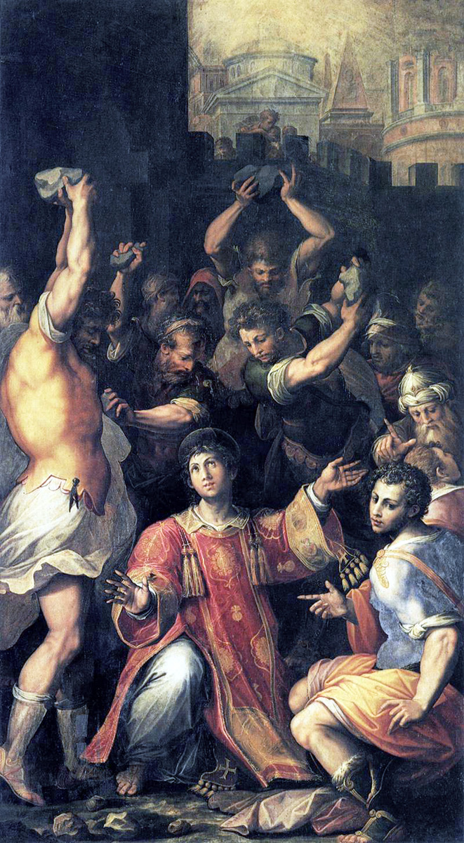 martyrdom of saint stephen