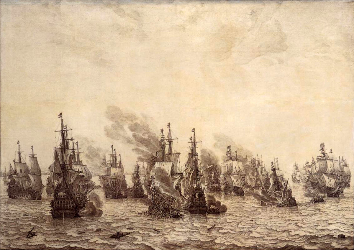 the battle of livorno
