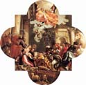 adoration of the magi by Paolo Veronese