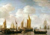 visit of frederick hendriks two to dordrecht in 1646