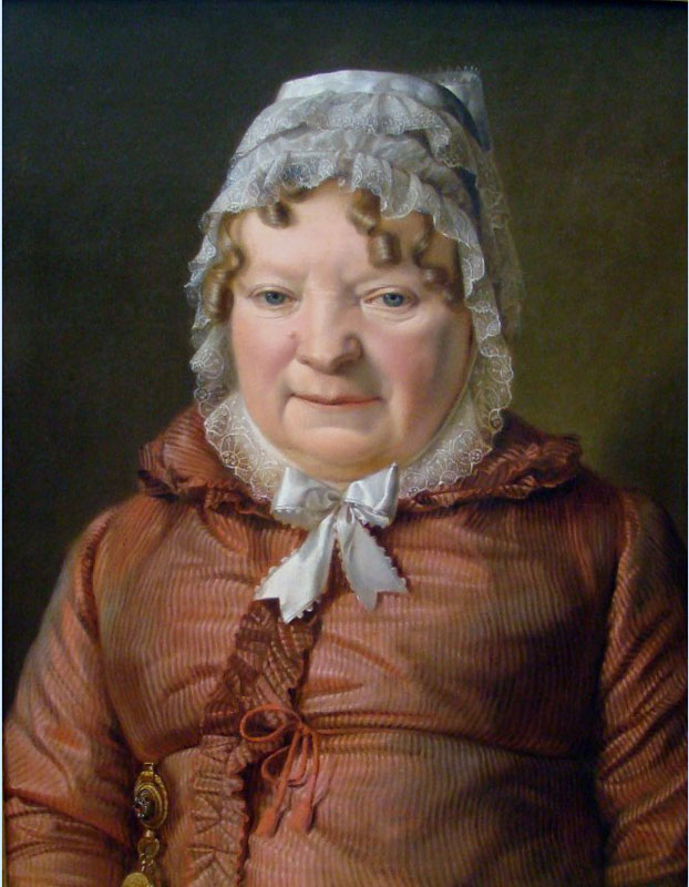 Mother of Captain of Stierle Holzmeister