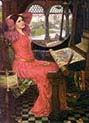 I am Sick of Shadows said the lady of Shalott