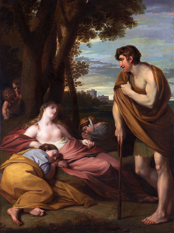 Cymon and Iphigenia