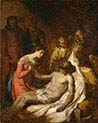 Study of the Lamentation on the Dead Christ