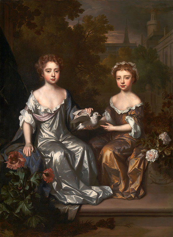 Henrietta and Mary Hyde