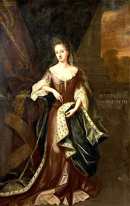 Anne Duchess of Buccleuch and Monmouth
