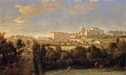view of saint peter's and the vatican seen from prati di castello