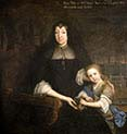 Lady Mary Bagot And Grand-Daughter