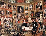 The Tribuna of Uffizi